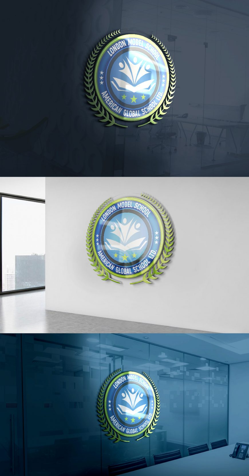 Modern-School-Logo-Template