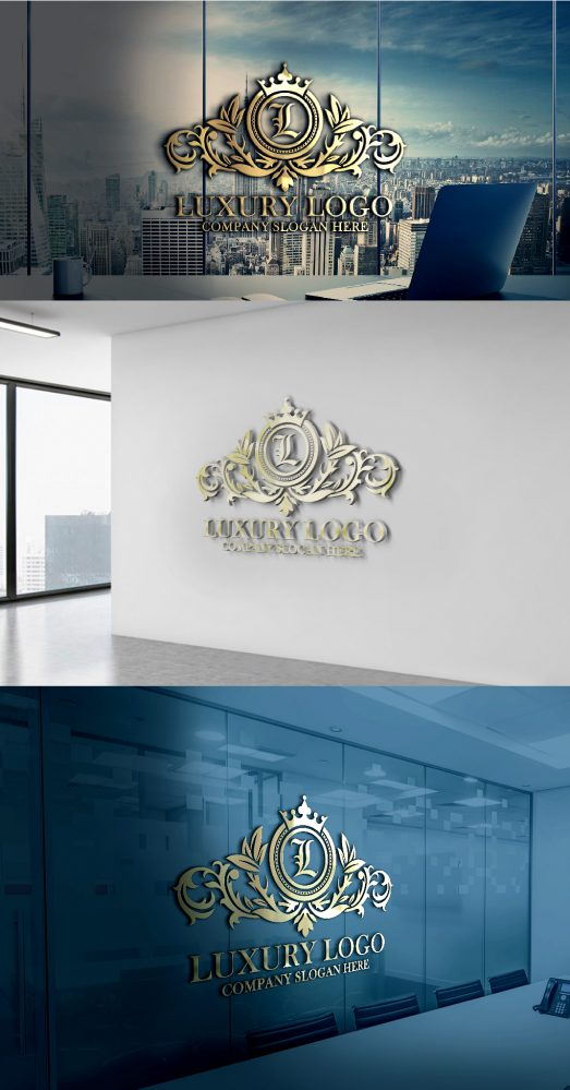 Professional Luxury Logo Template