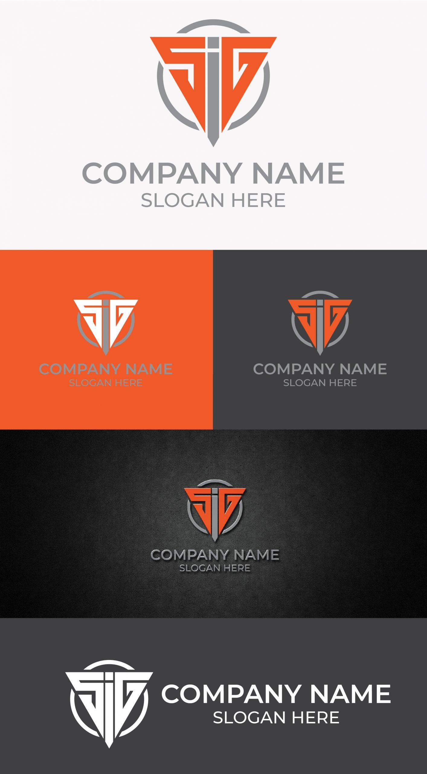 SIG logo Free Template