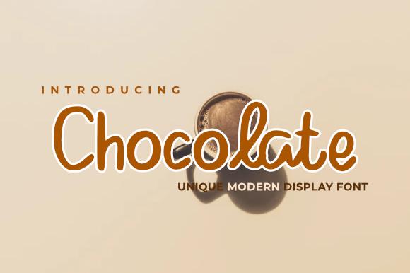 Free Chocolate Font