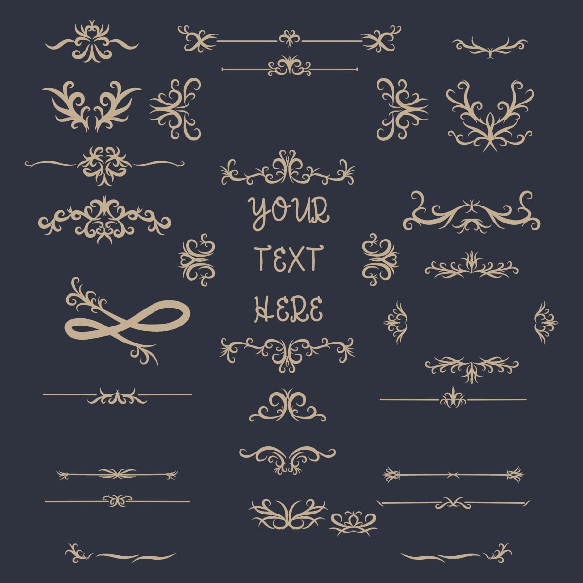 Free Design collection of ornamental frames