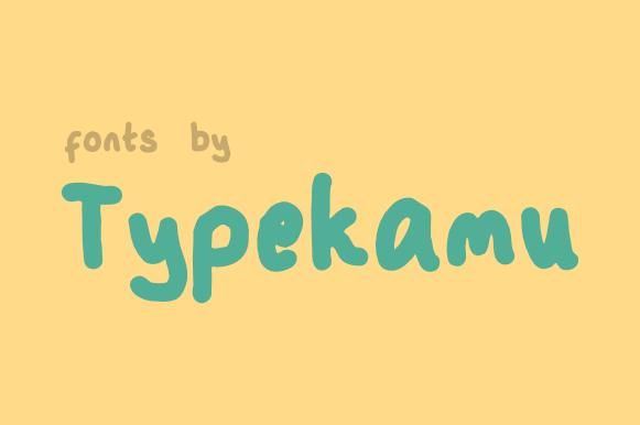 Free Kidos cute font