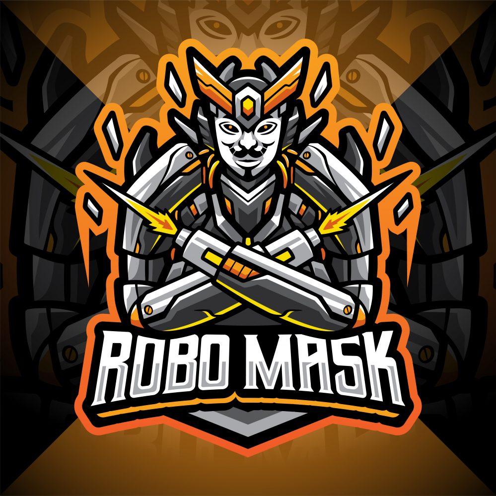 Anonymous Esport Mascot Logo