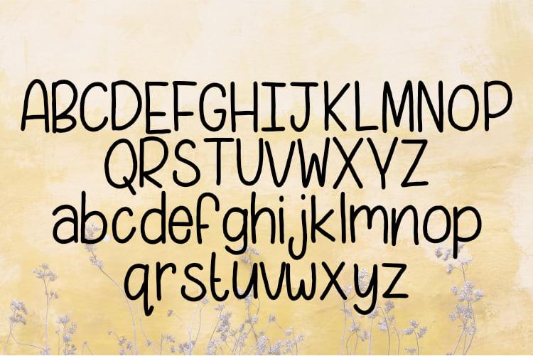 Celline Display Font