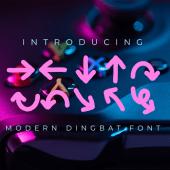 Free Tanda2 – Dingbat font