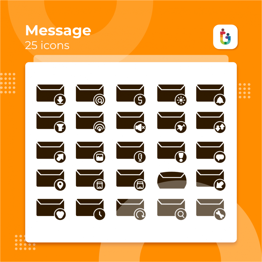 Message-icons