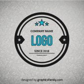 High-Quality Vintage Logo – .ai source file
