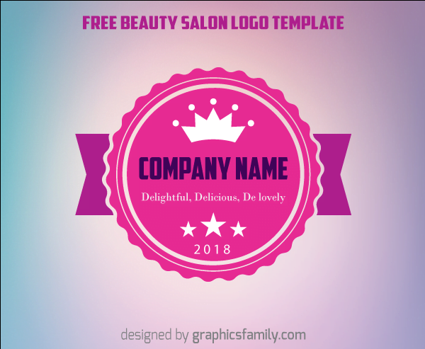 free-beauty-salon-logo-template