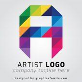 A Letter Logo Idea