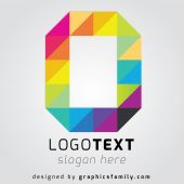 Letter O Logo – Alphabet Free Logo