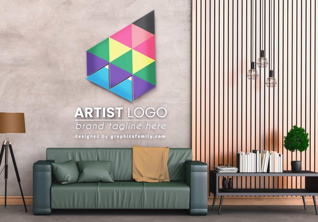 3D-Artist-Logo-Mockup