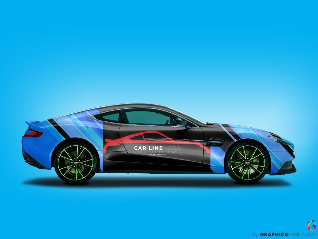 Aston-Martin-Car-Line-Logo-Mockup-Demo