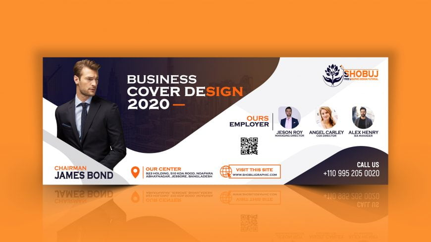 Business Facebook Cover Design