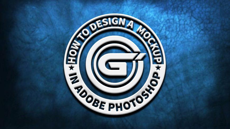 Creative .psd Logo-Mockup