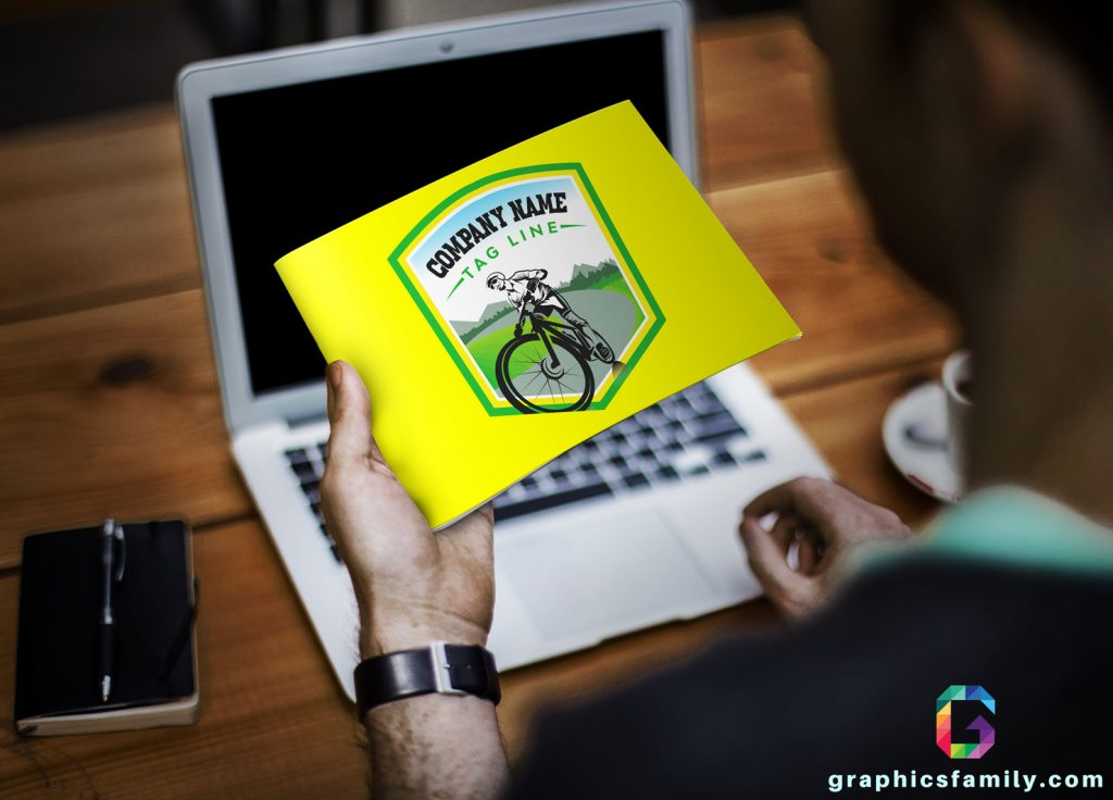 Cyclying-Club-Logo-Brochure-Cover-Mockup