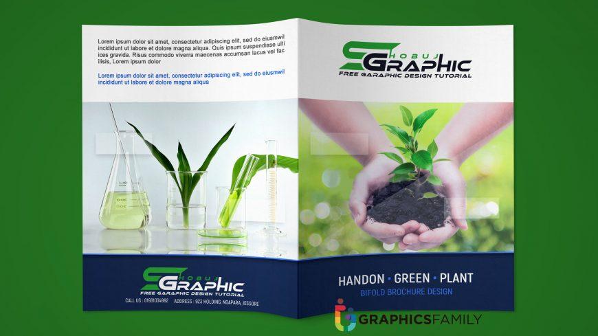 Free-Eco-Garden-Landscape-Bi-Fold-Brochure