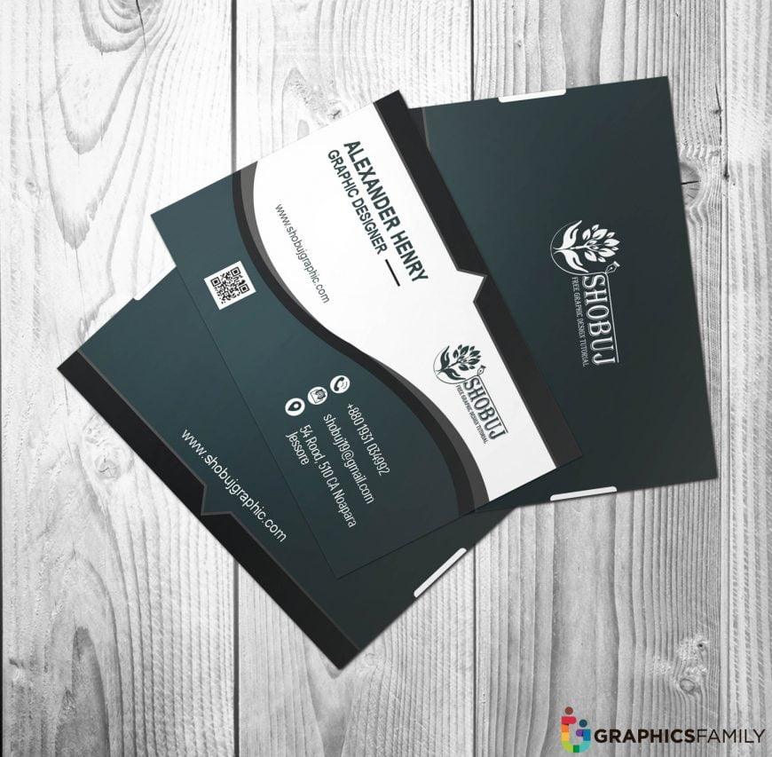 Graphic-Designer-Business-Card-Design-GraphicsFamily-Free-Download