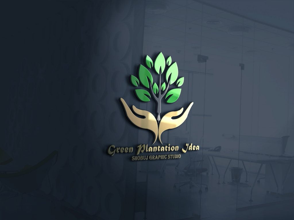 Green-Plants-Logo-Idea