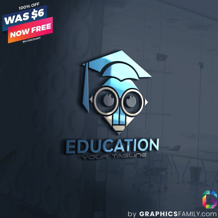Institute-Education-FREE-Logo-Template
