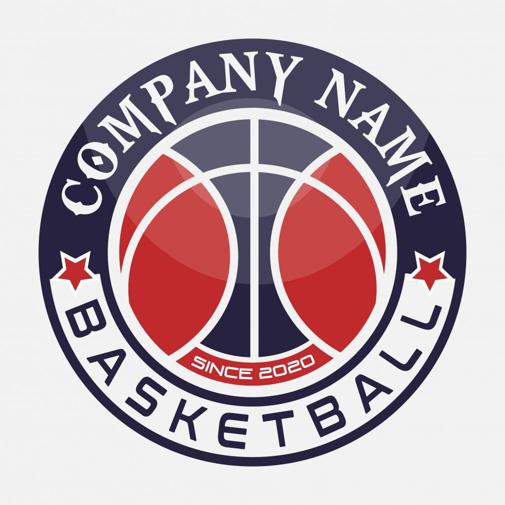 Basketball and Sports Free Logo