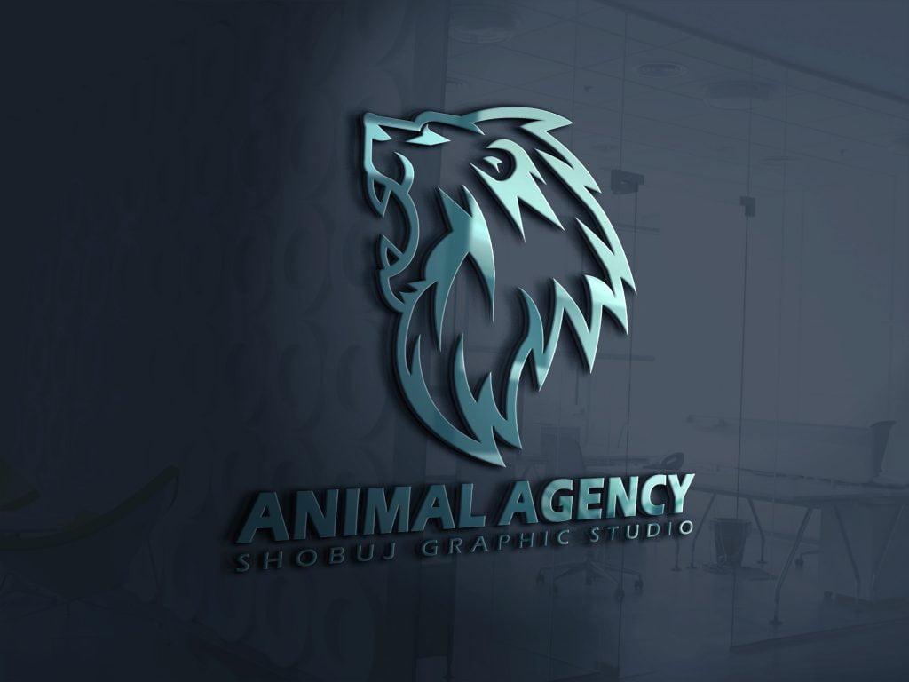 Lion Agency Logo