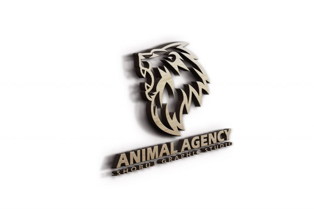 Lion Agency Logo Jpeg