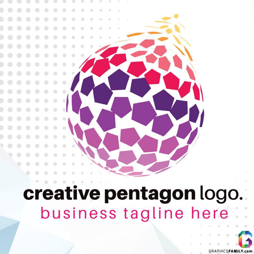 Pentagon-Creative-Logo
