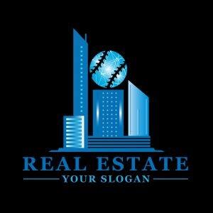 Professional Real Estate Logo Template JPEG-2