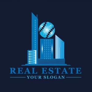 Professional Real Estate Logo Template JPEG-3