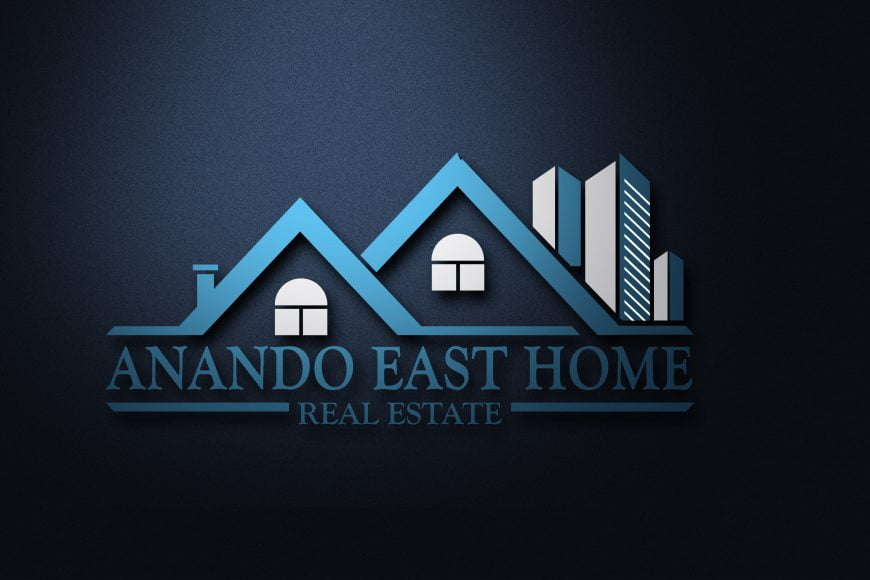 Real Estate Building Logo Template