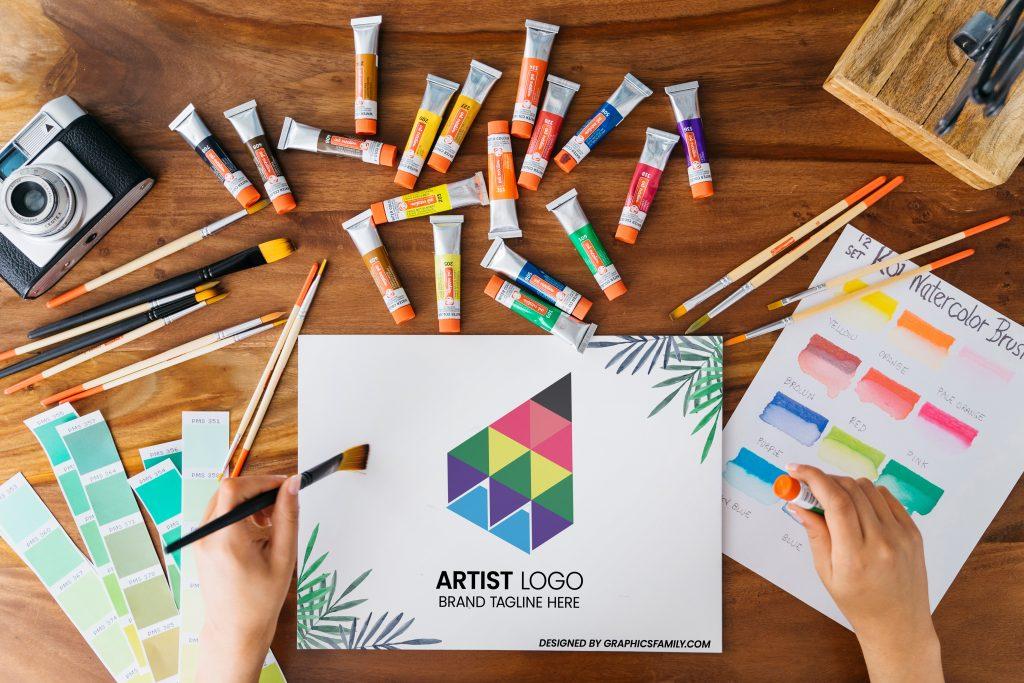 artist-logo-idea-mockup