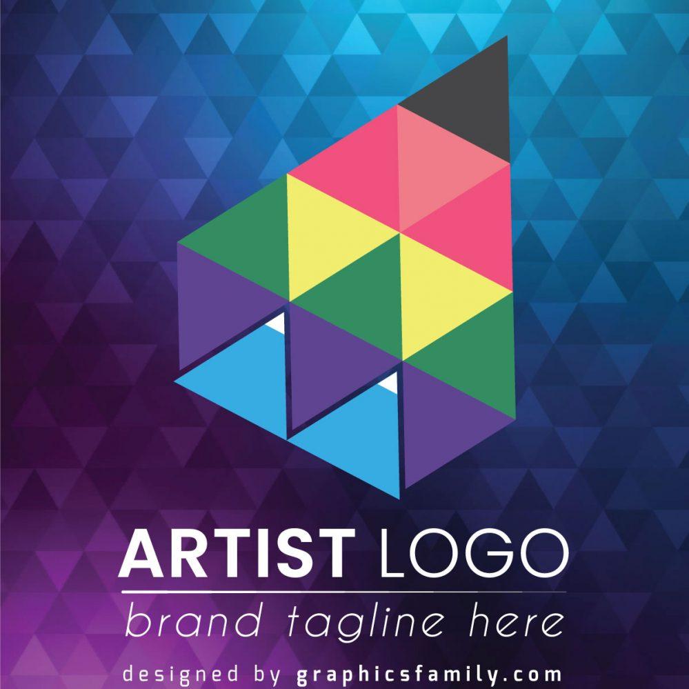 artist-logo-template
