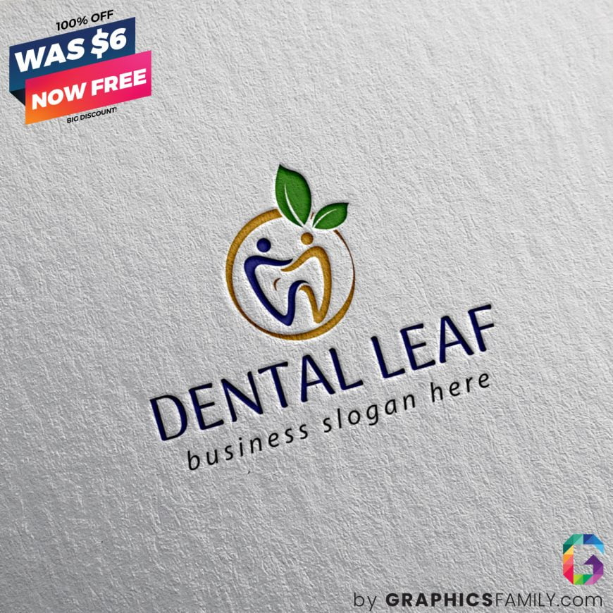 dental-clinic-logo-template-design