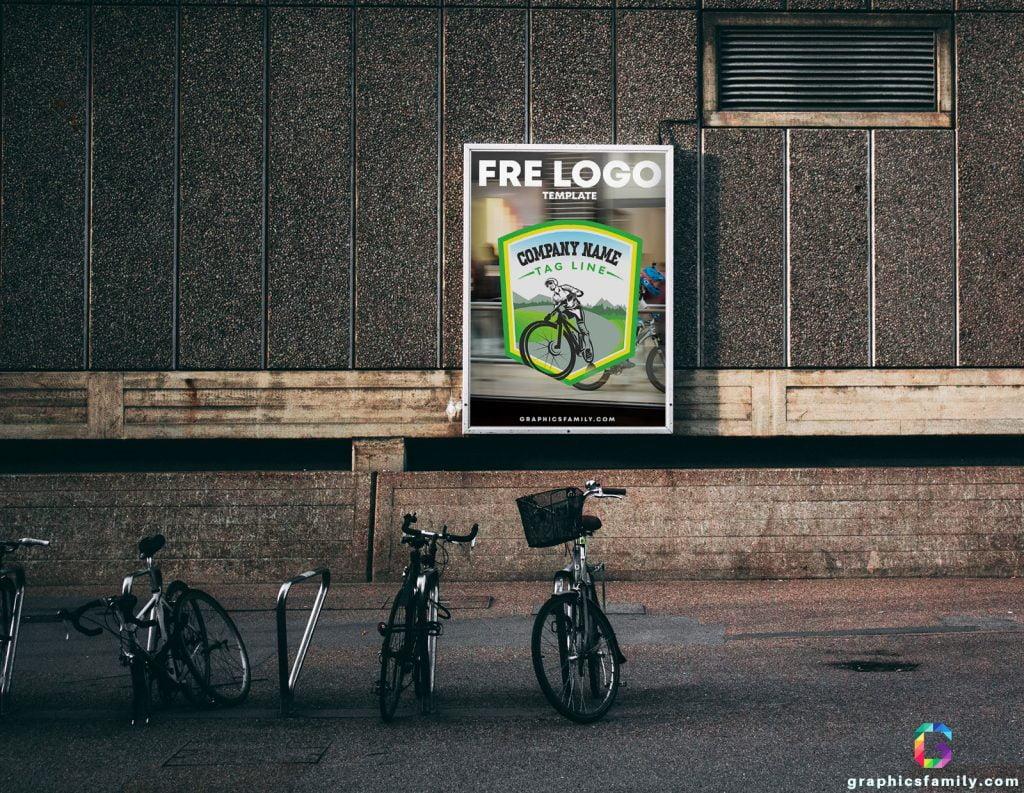 free-bike-logo-template-psd-mockup