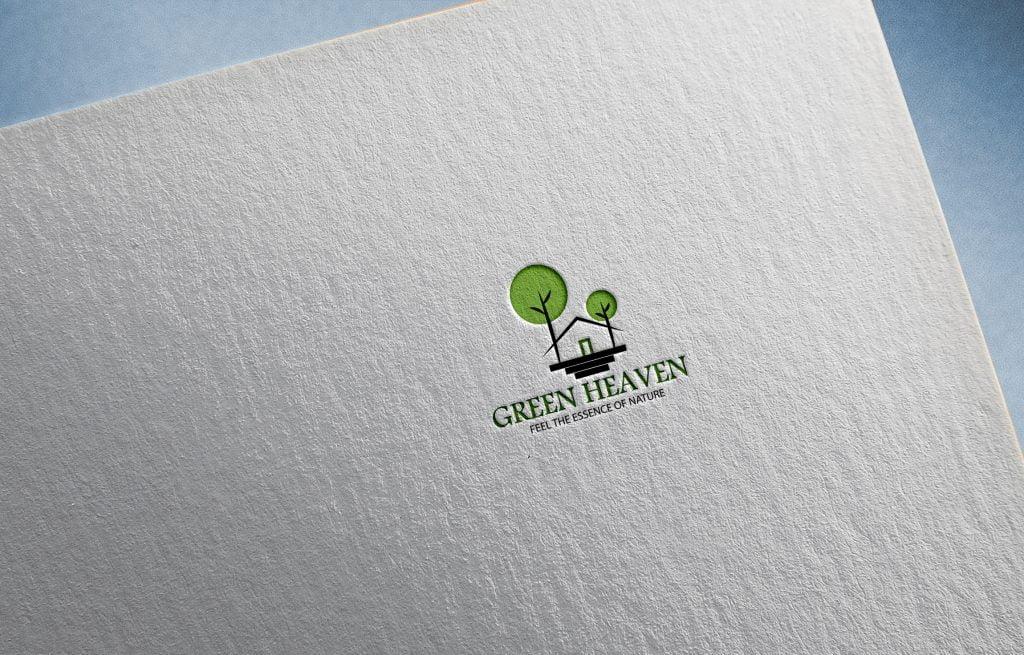 green-heaven-resort-logo-paper-pressed-mockup