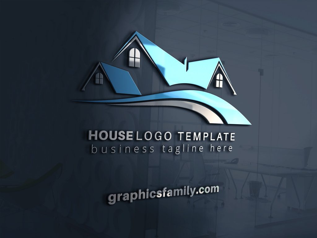 house-and-apartment-logo-mockup