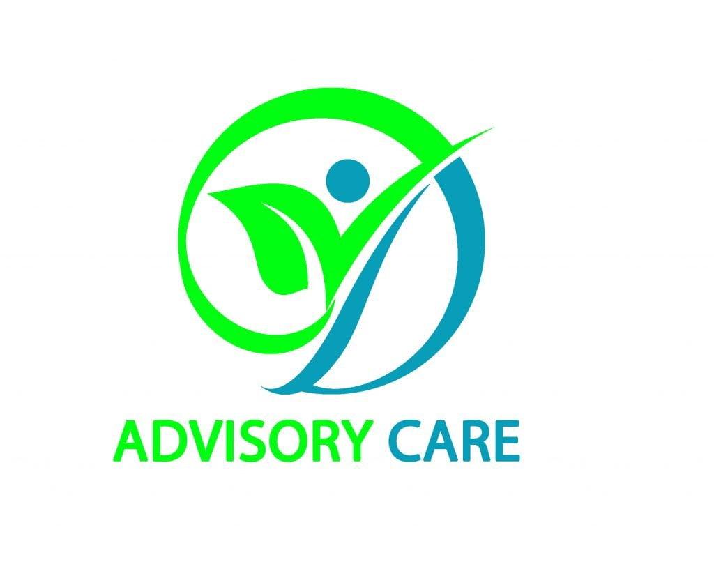 Advisory Care PSD Logo Template Download
