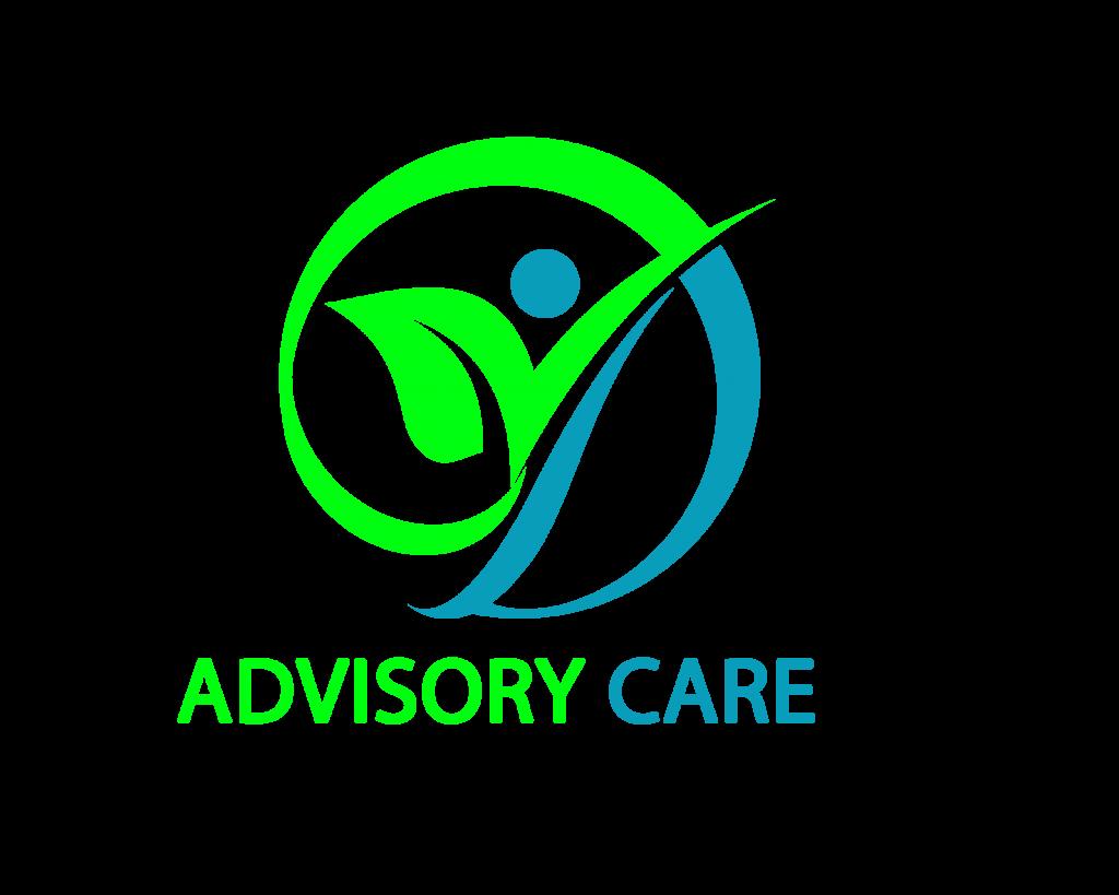 Advisory Care PSD Logo Template PNG Transparent