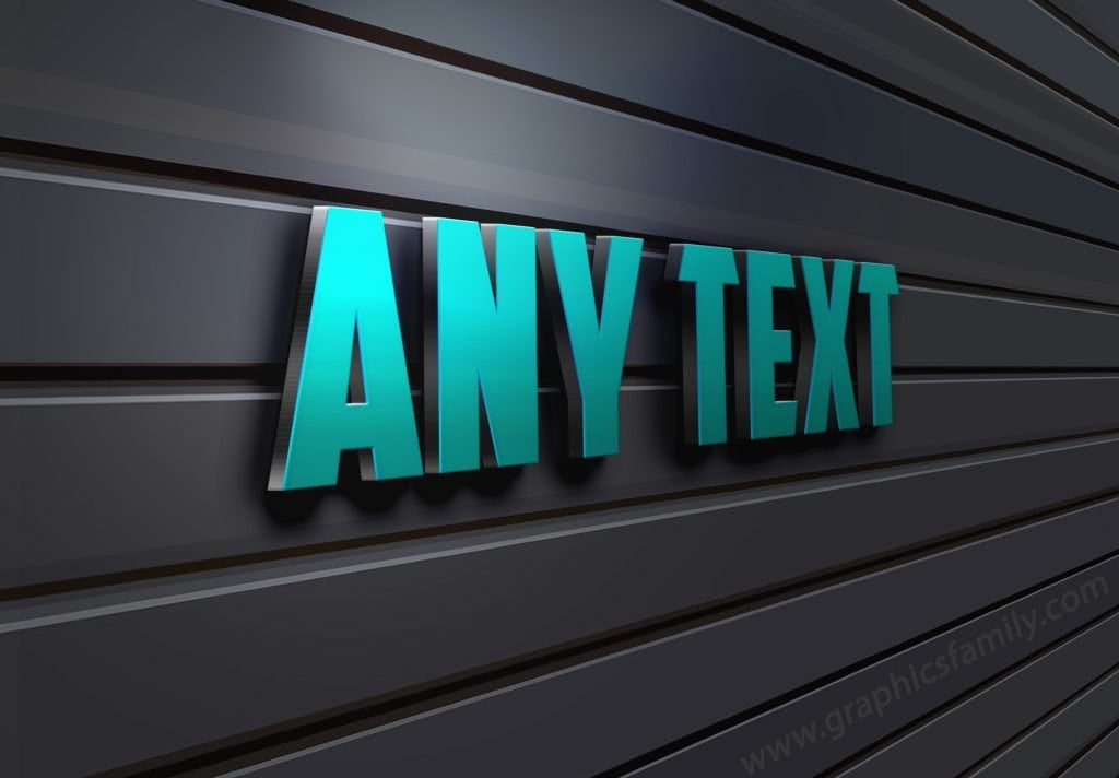 Any-Text-3D-Wall-Logo-MockUp