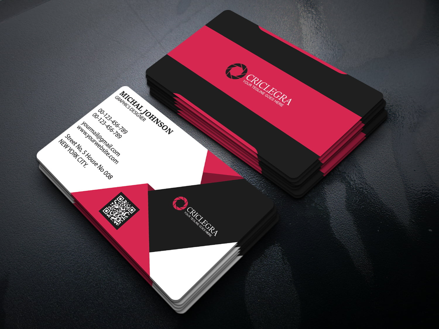 best creative business card design psd  graphicsfamily