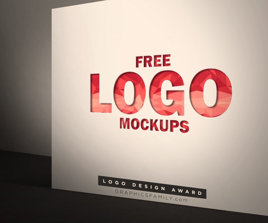 Corporate Logo Mock-Up-FREE-Download