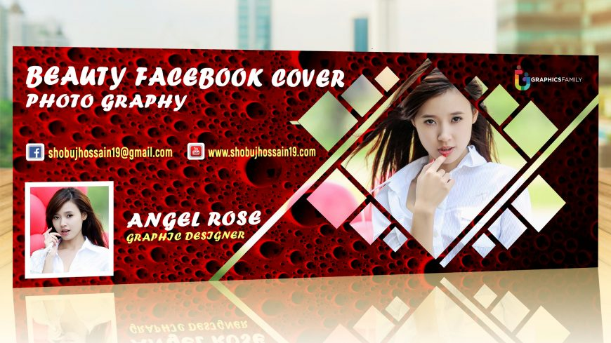 Fashion Director Facebook Cover Template