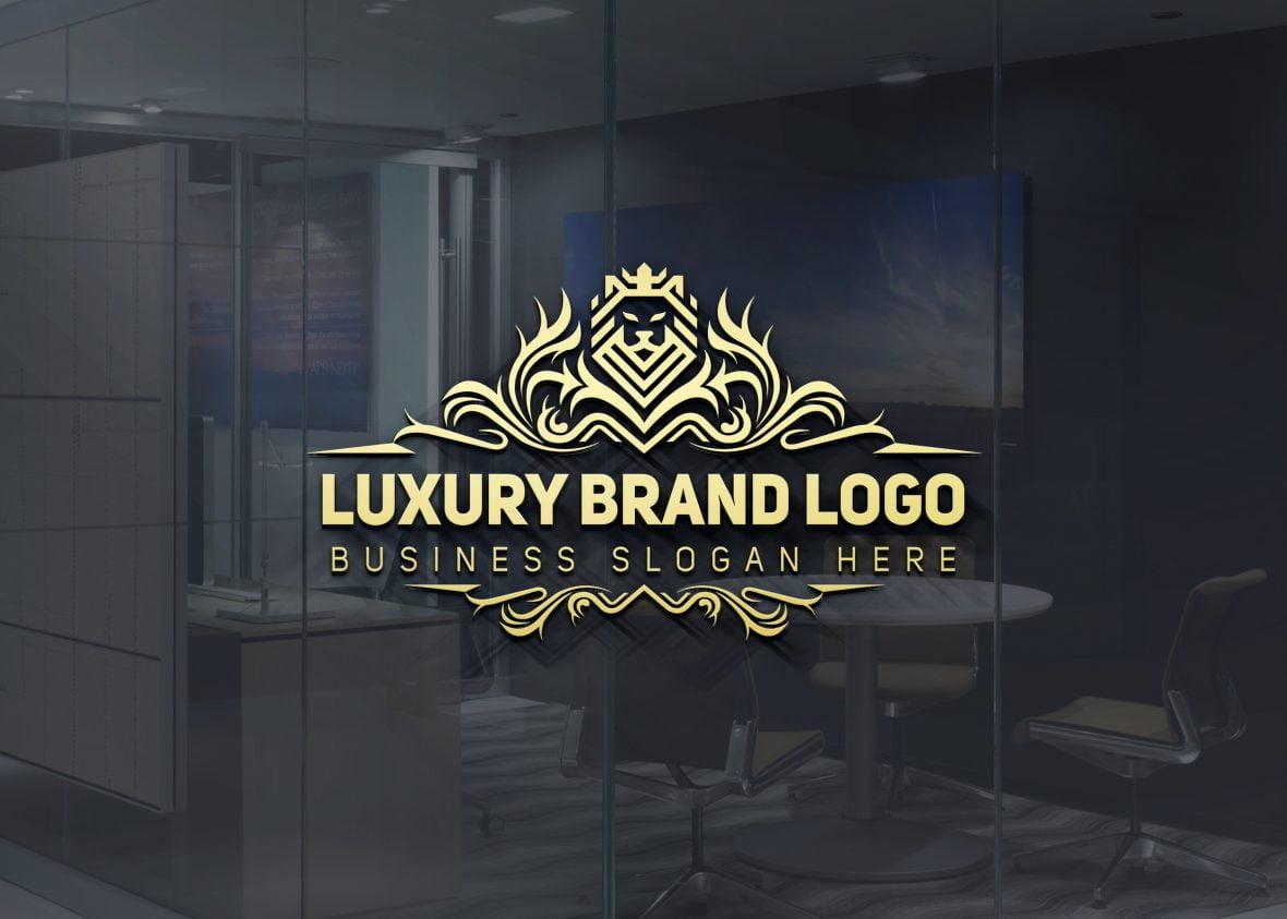Free-Luxury-Brand-Logo-Template