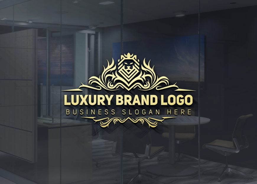 Free-Luxury-Brand-Logo-Template