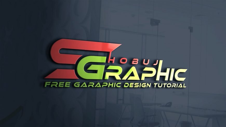 Free PSD Graphic Design Logo Template