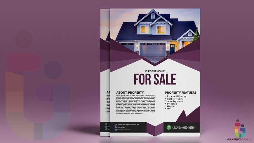 Free Real Estate Professional Flyer Template
