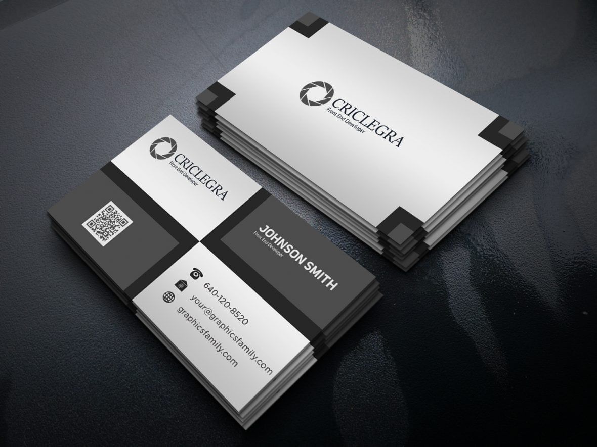 Front-End-Developer-Business-Card-Design