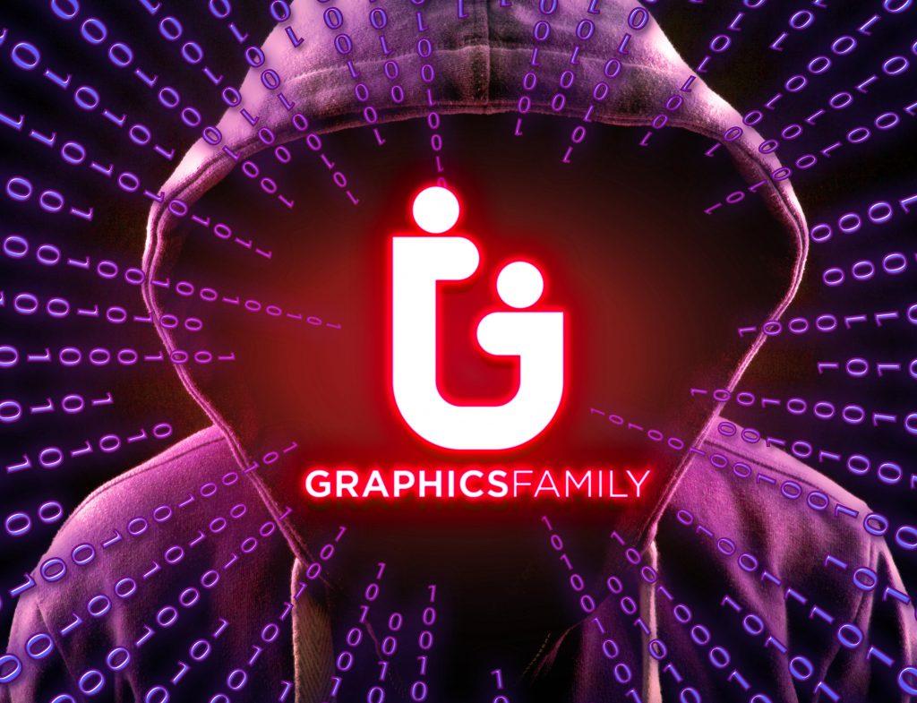 Hacker-PSD-Mockup-Download-Neon-Light-Logo-MockUp