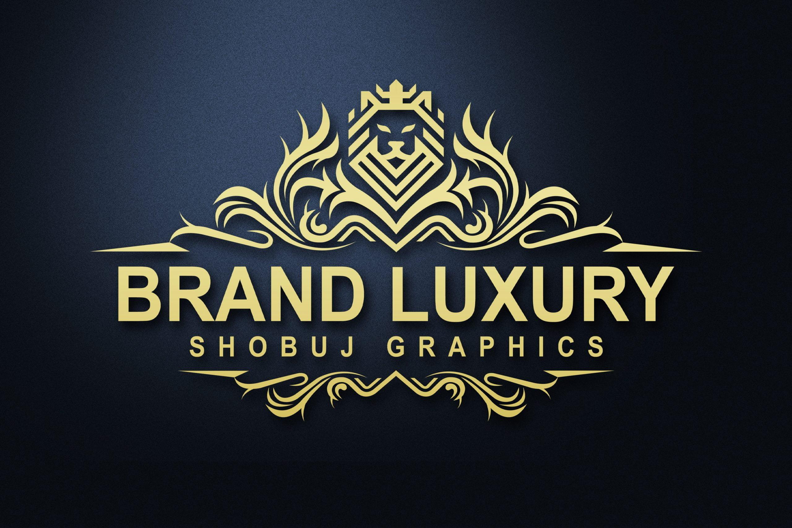 Luxury Brand Logo Design Download Free