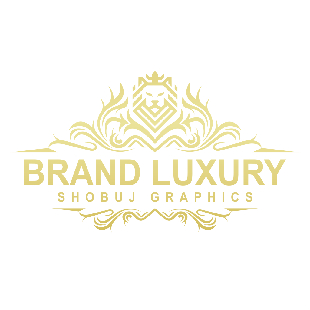 Luxury Brand Logo Design Download Transparent PNG